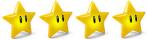 Afbeeldingsresultaat voor 4  stars